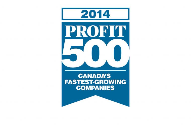 PROFIT 500 2014 Blog Banner