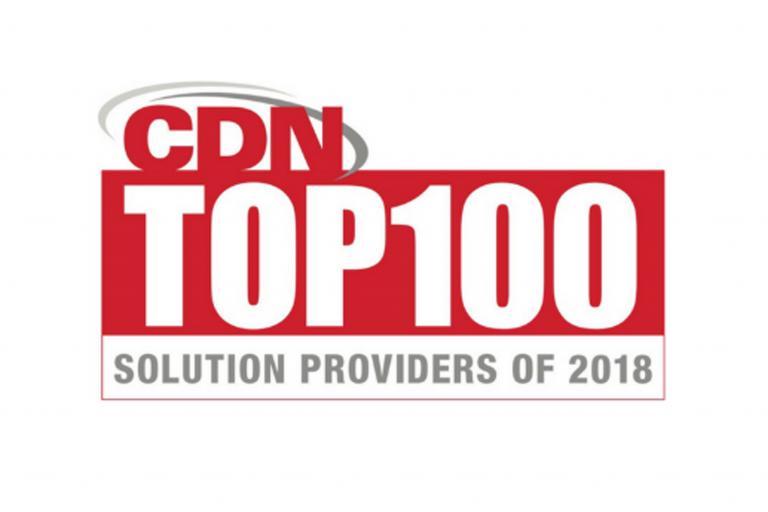 CDN Top 100 Solution Providers 2018 Blog Banner