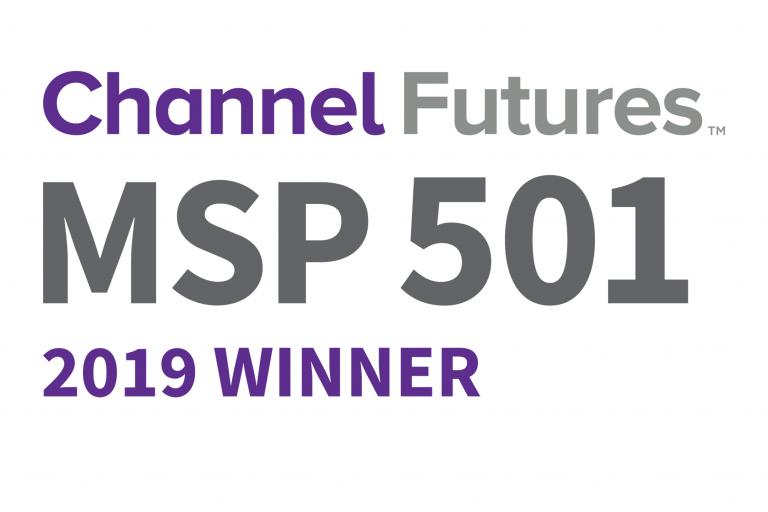Channel futures msp 2019 award Blog Banner