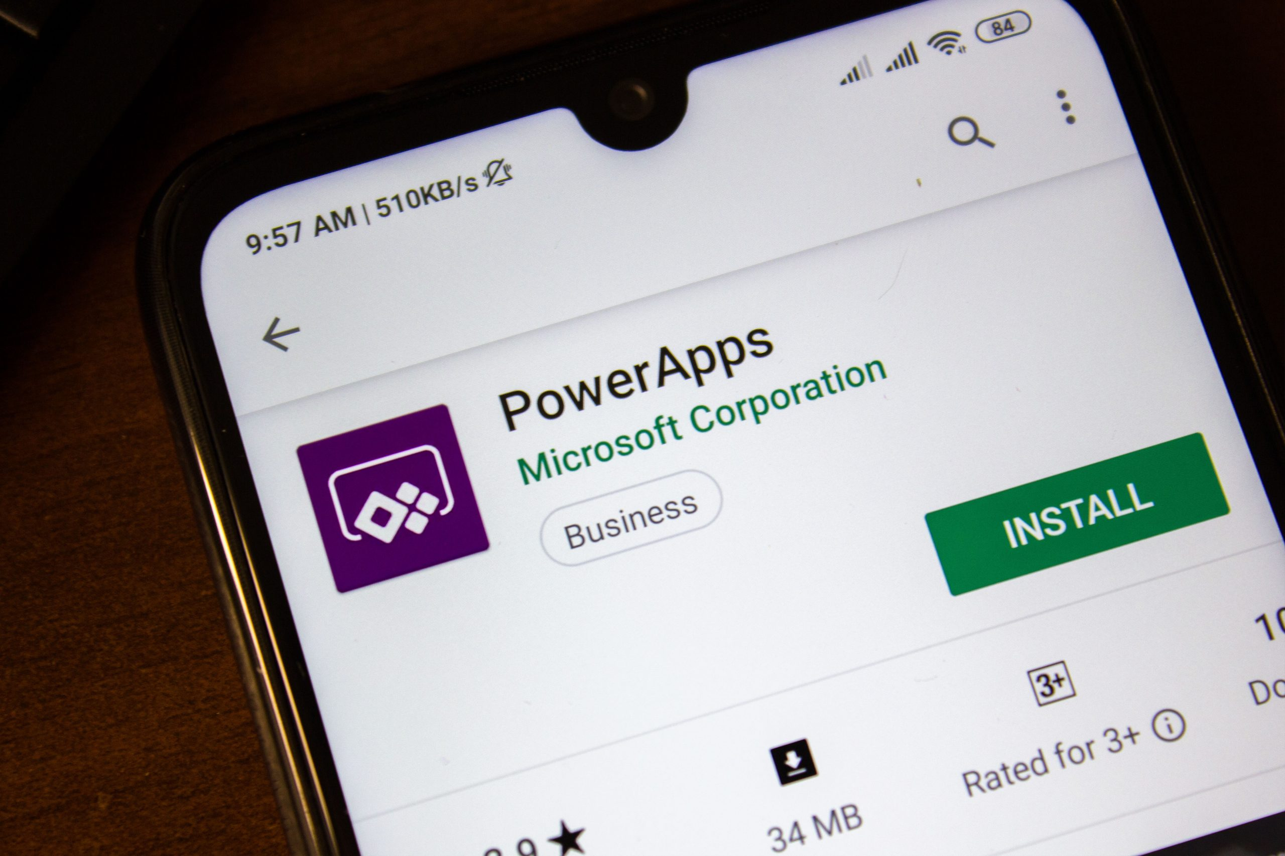 PowerApps scaled