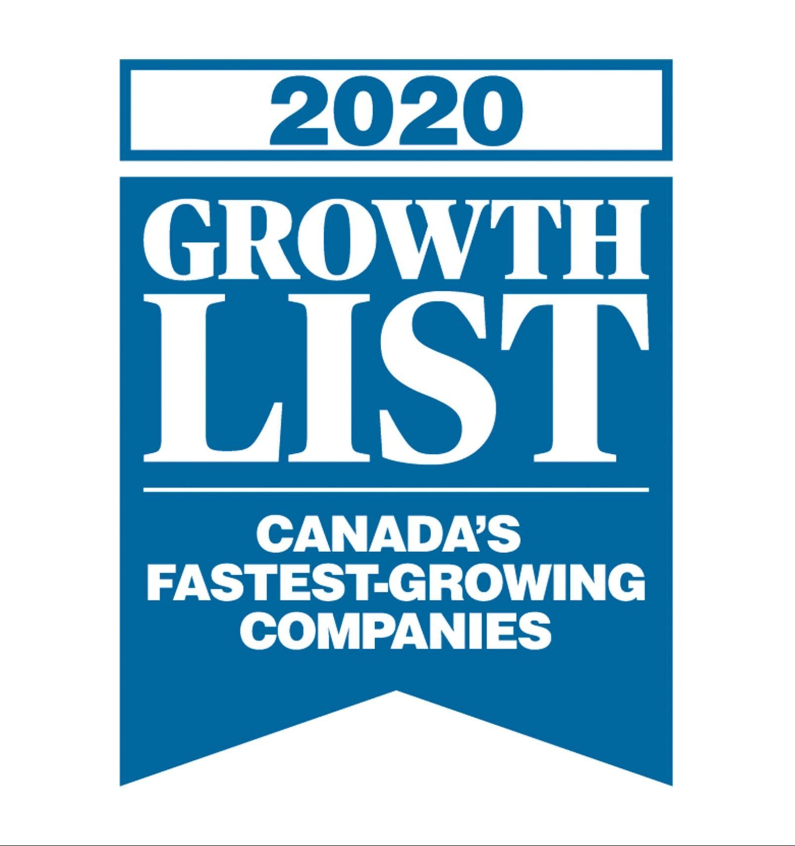 2020 Growth List