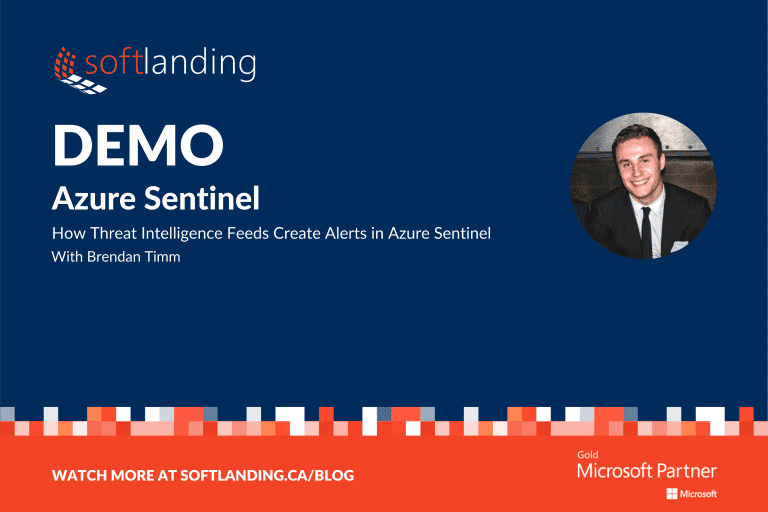 Threat Intelligent feeds create alerts Azure Demo Banner