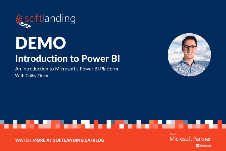 Intro to Power BI Banner