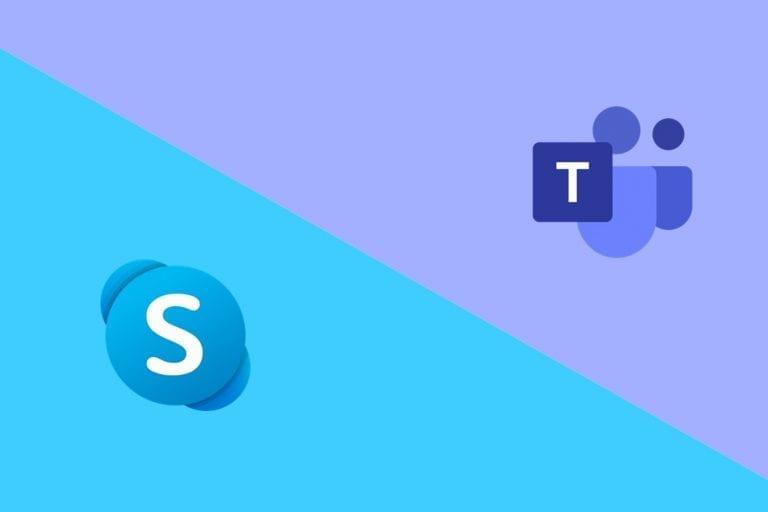 Skype to Teams 8